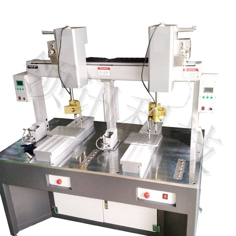 双头自动焊锡机(柜式)