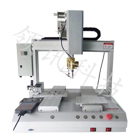 五轴自动焊锡机(桌面型)