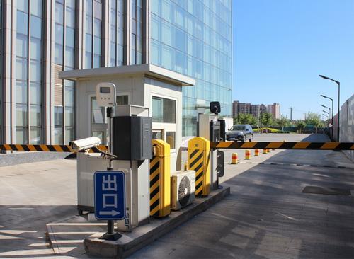 襄阳停车场管理系统调试