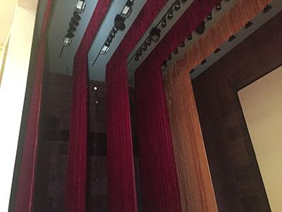 窗簾電動軌道