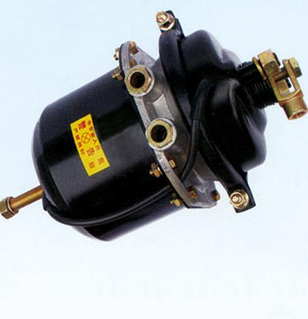 豪沃大接口彈簧製動氣室