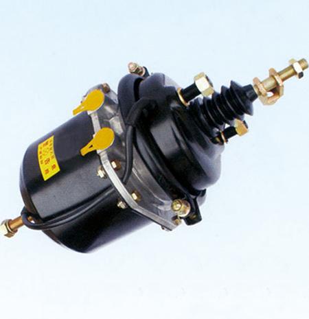 豪沃小接口弹簧制动气室