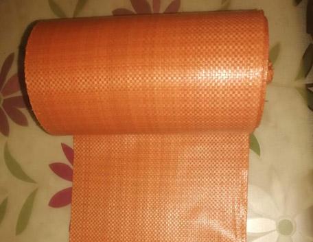 塑料编织包装布