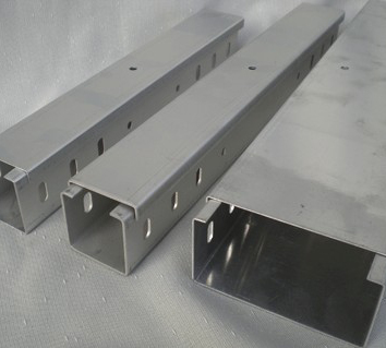 贵阳槽式电缆桥架