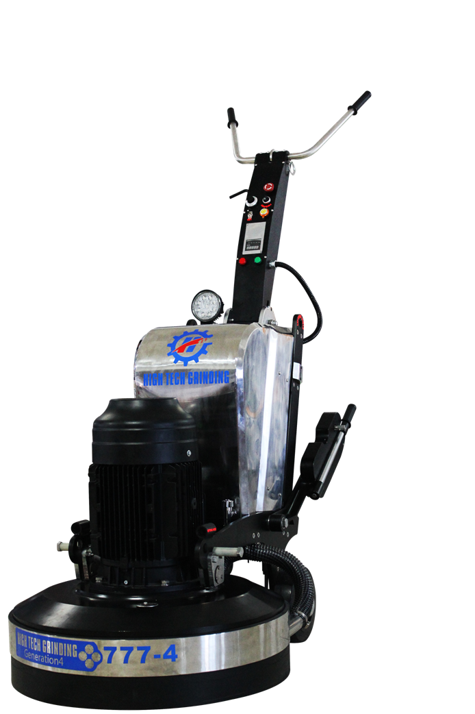 地坪研磨系统HTG777-4手动版