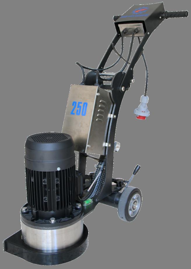 地坪研磨系统HTG-S250