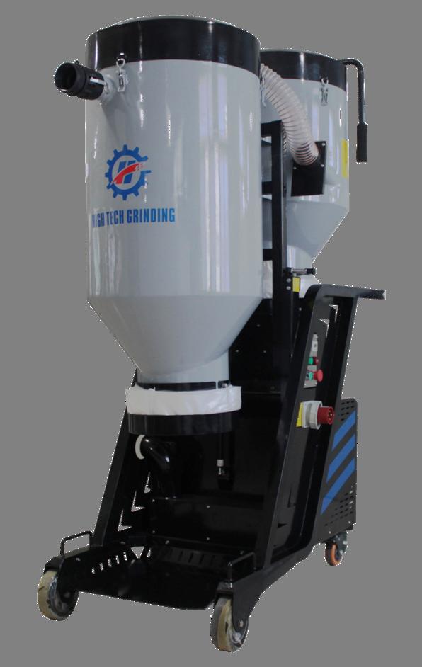 地坪研磨系统IVC-550