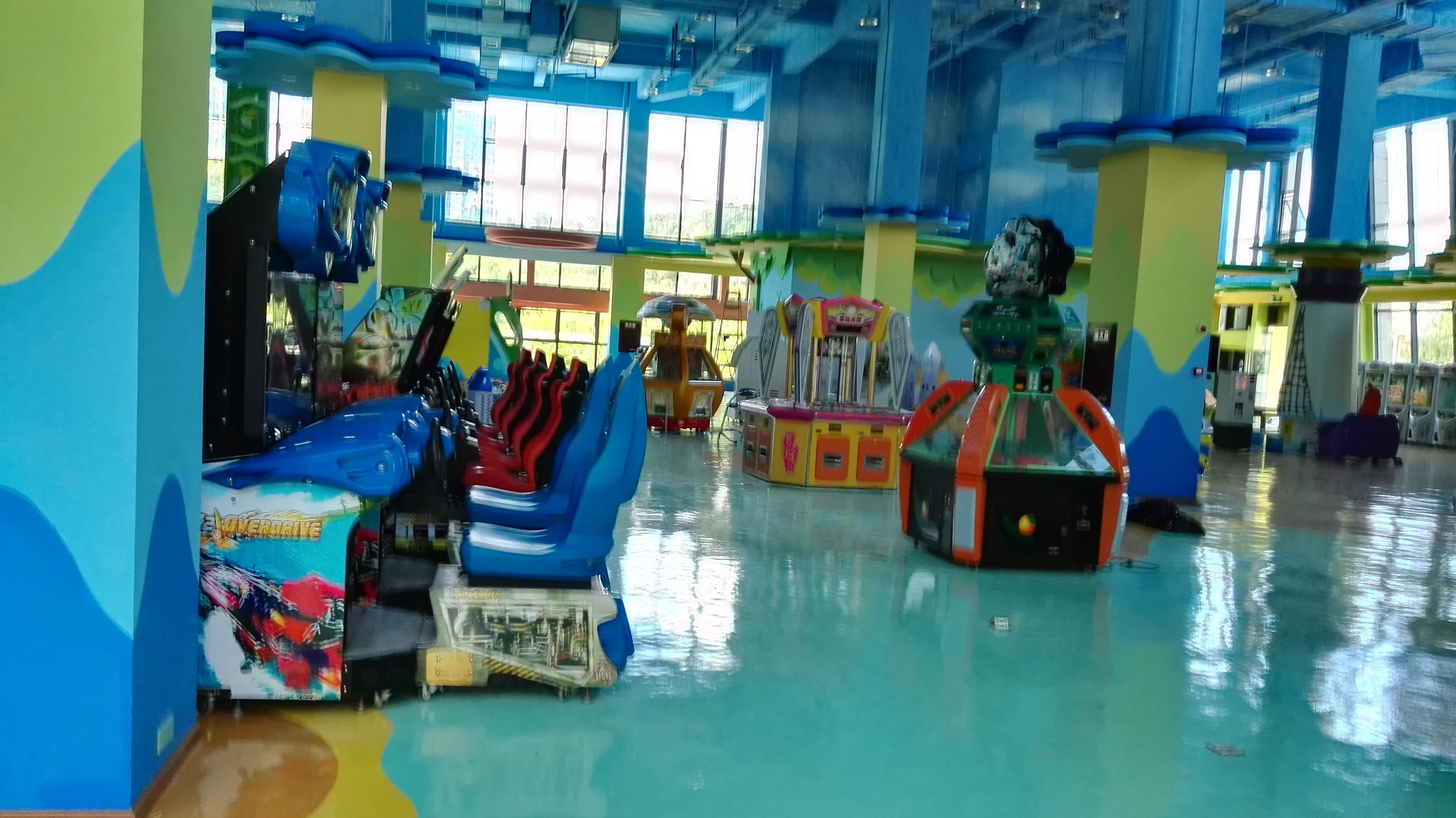 儿童游乐园设施1