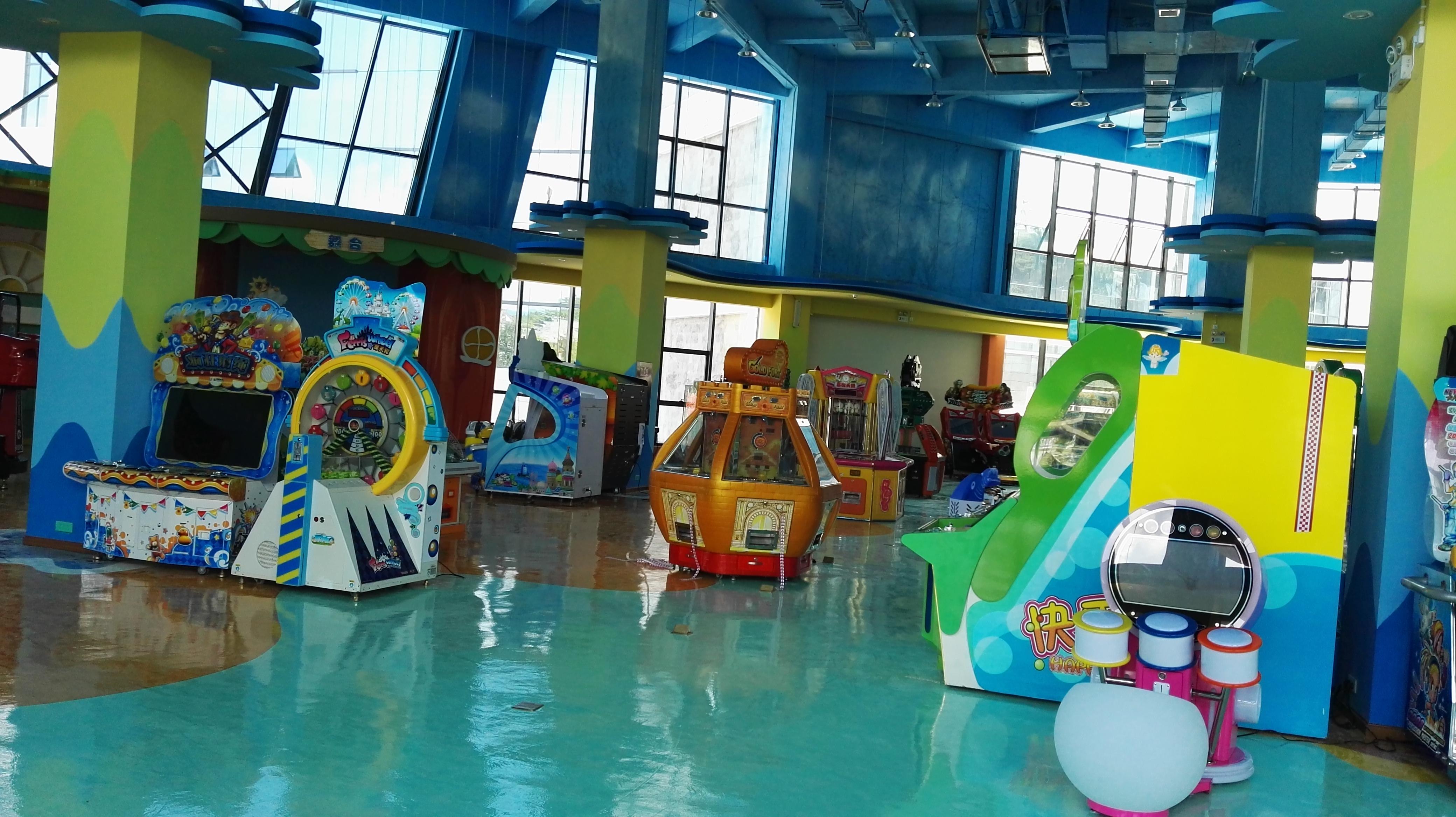 儿童游乐园设施2