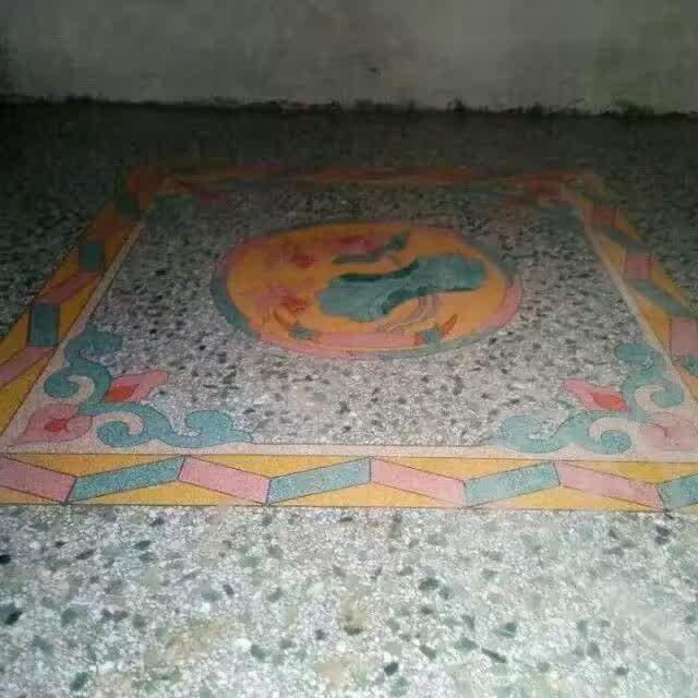 水磨石艺术地坪5