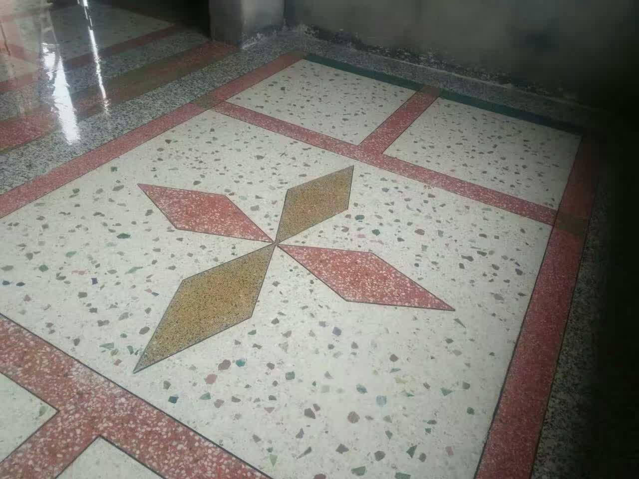 水磨石艺术地坪9