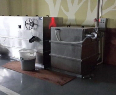 贵阳厨房隔油设备