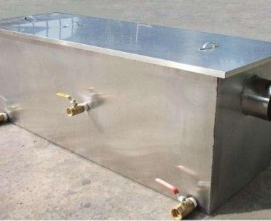 贵阳地下室隔油设备