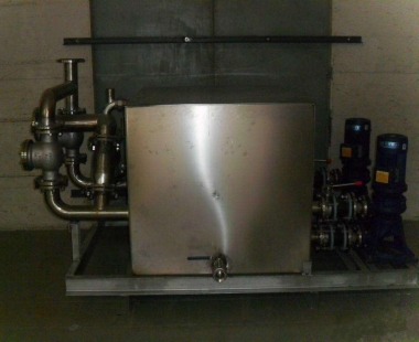 贵州地下室污水提升设备批发