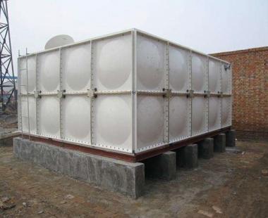 超大玻璃钢水箱