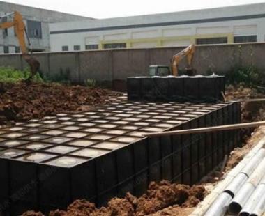 贵州地埋式水箱