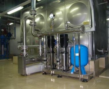 贵州变频恒压供水设备