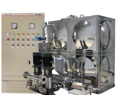 贵州箱泵一体化供水设备