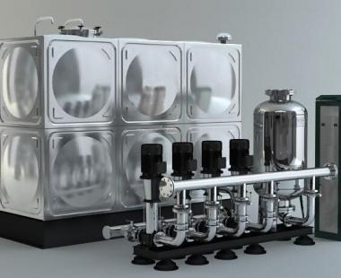 贵州箱式供水设备