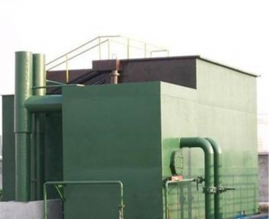 水库净水设备