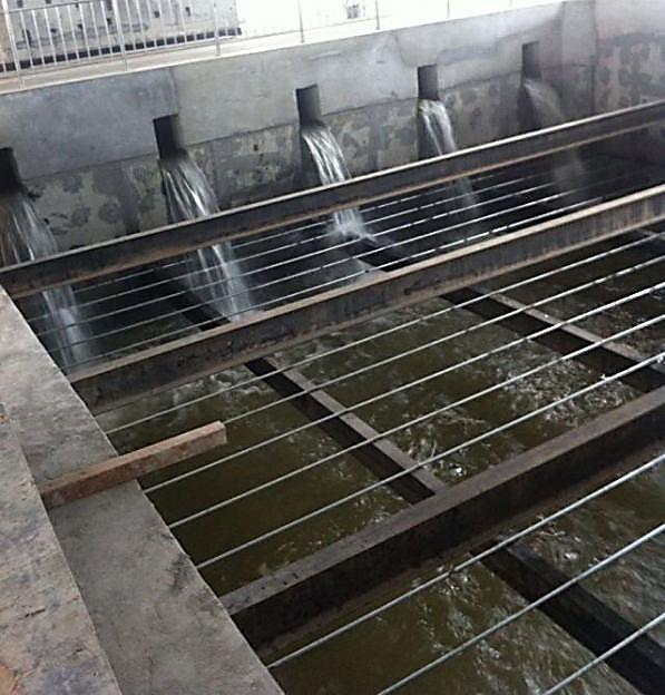 钢厂污水处理设备