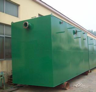 贵州地埋式污水处理设备