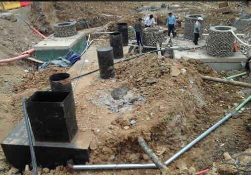 地下式污水处理设备
