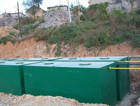 地上式污水处理设备