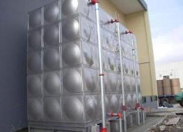 毕节不锈钢水箱