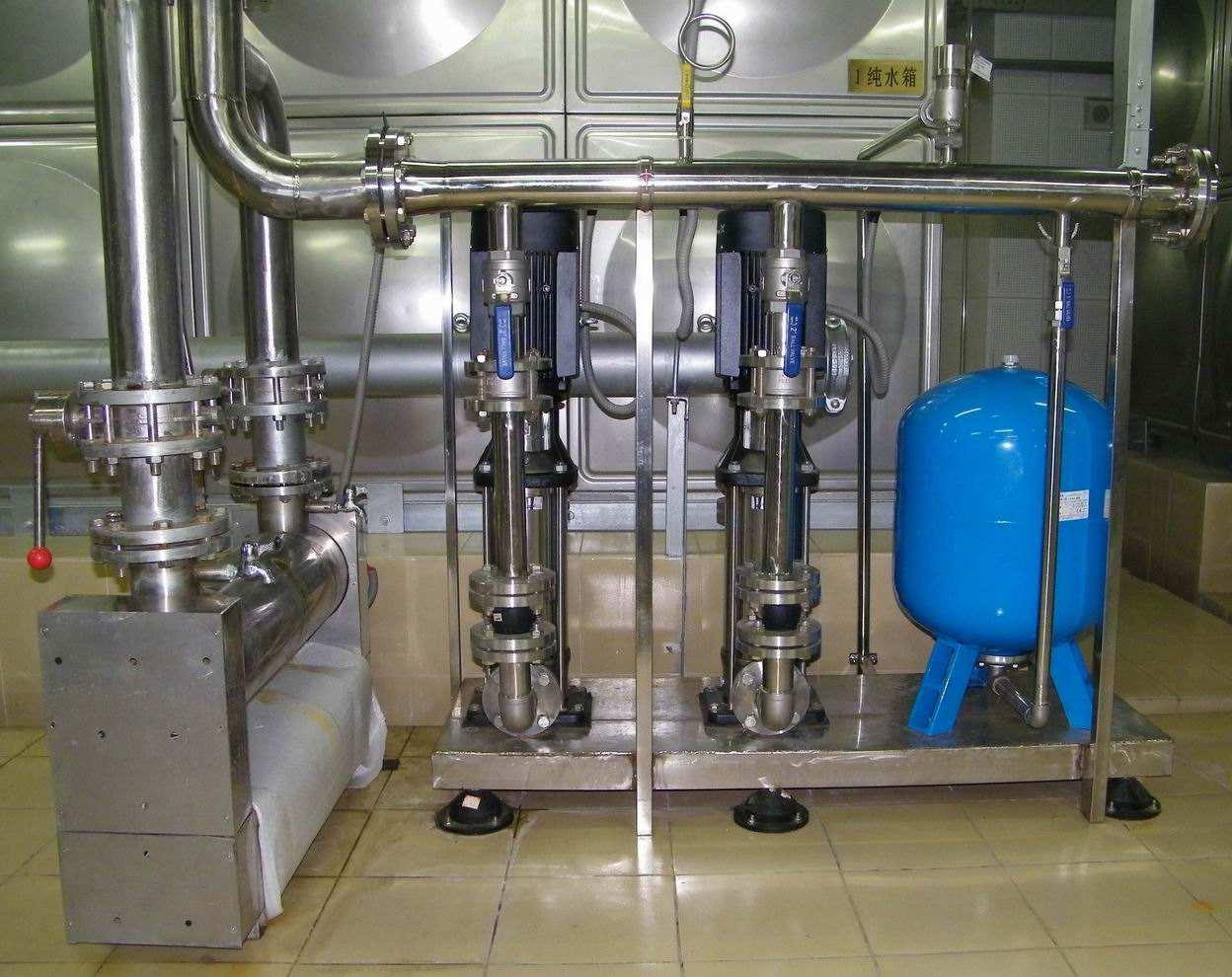 贵州一体化泵站