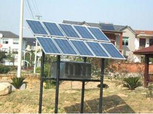 贵阳太阳能污水处理设备