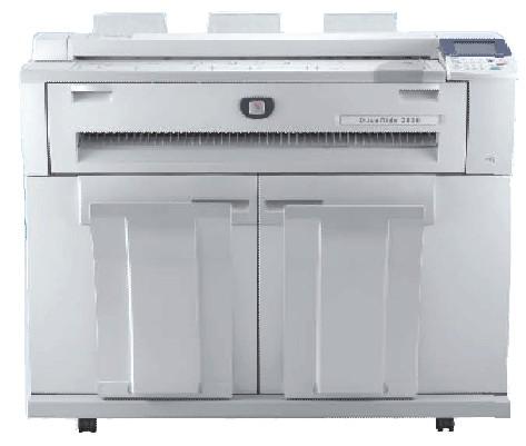 施乐工程复印机