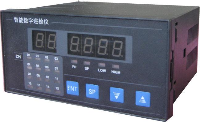 智能数字巡回检测控制仪