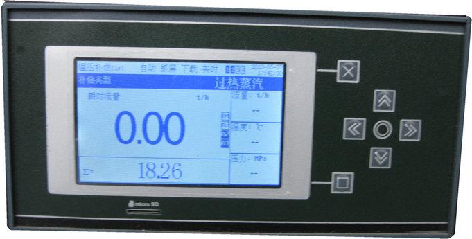 智能液晶显示流量积算仪