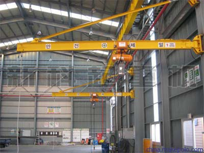天津定柱式悬臂起重机