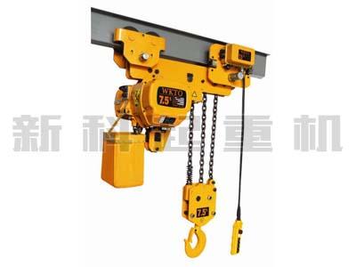 天津钢丝绳电动葫芦