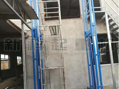 移动剪叉式升降货梯