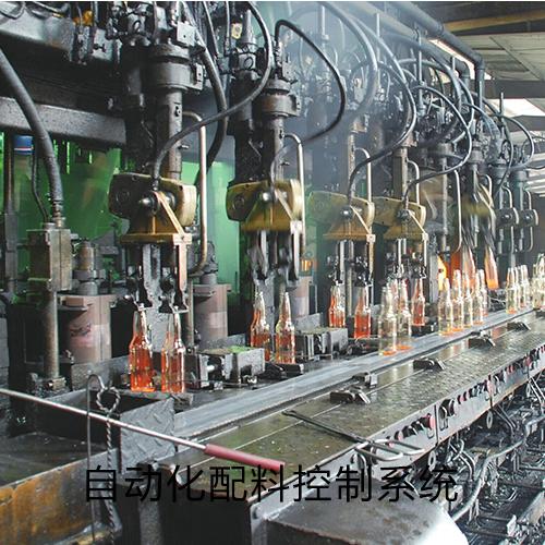 自动化配料控制系统安装