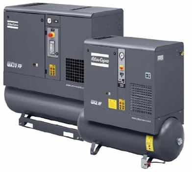 GX2-11喷油螺杆压缩机