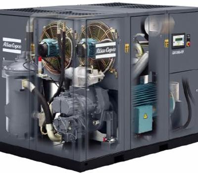 GR110-200喷油螺杆压缩机