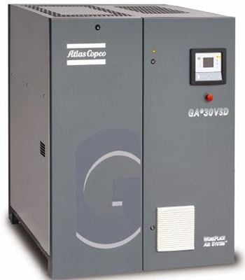 GAe11-30(VSFD)喷油螺杆压缩机