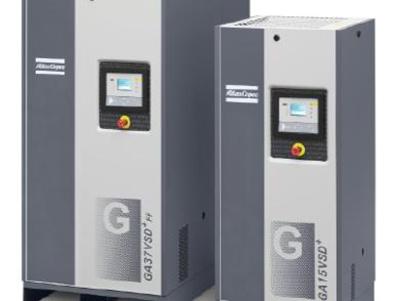 GA7-37VSD+油冷螺杆压缩机