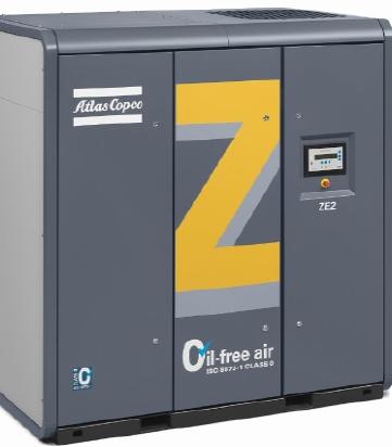 ZE/ZA (VSD)无油螺杆压缩机