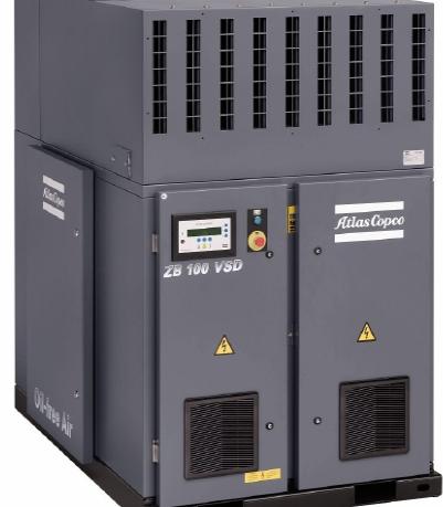 ZB100-160VSD无油变频离心空气压缩机