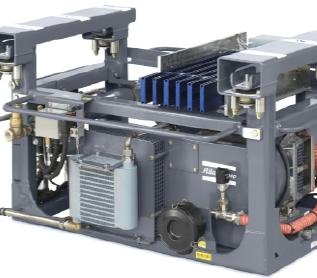 SFR 2-11无油涡旋式压缩机