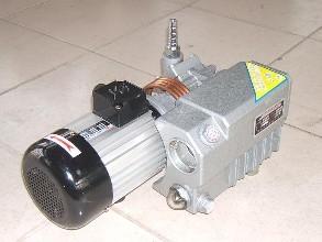 螺杆式真空泵