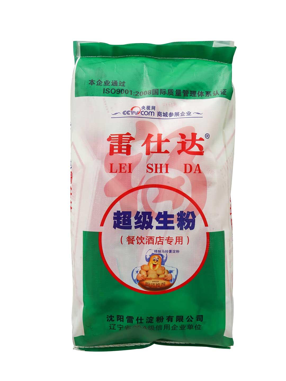 华北马铃薯生粉