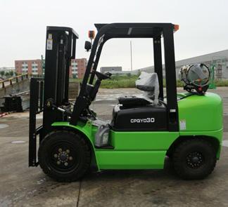 3.0 Liquefied Petroleum Gas Forklift Truck