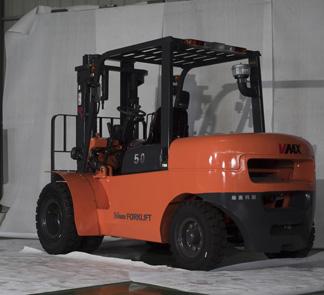 5.0 Diesel Forklift Truck