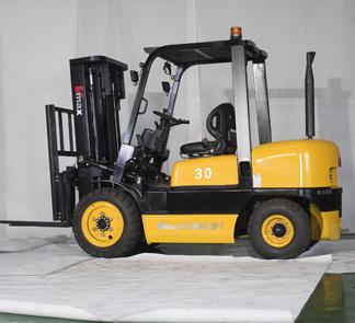 3.0 Diesel Forklift Truck